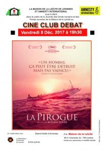 Ciné club – 8 décembre 19 h 30