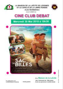 Ciné club – 30 mai 19 h 30