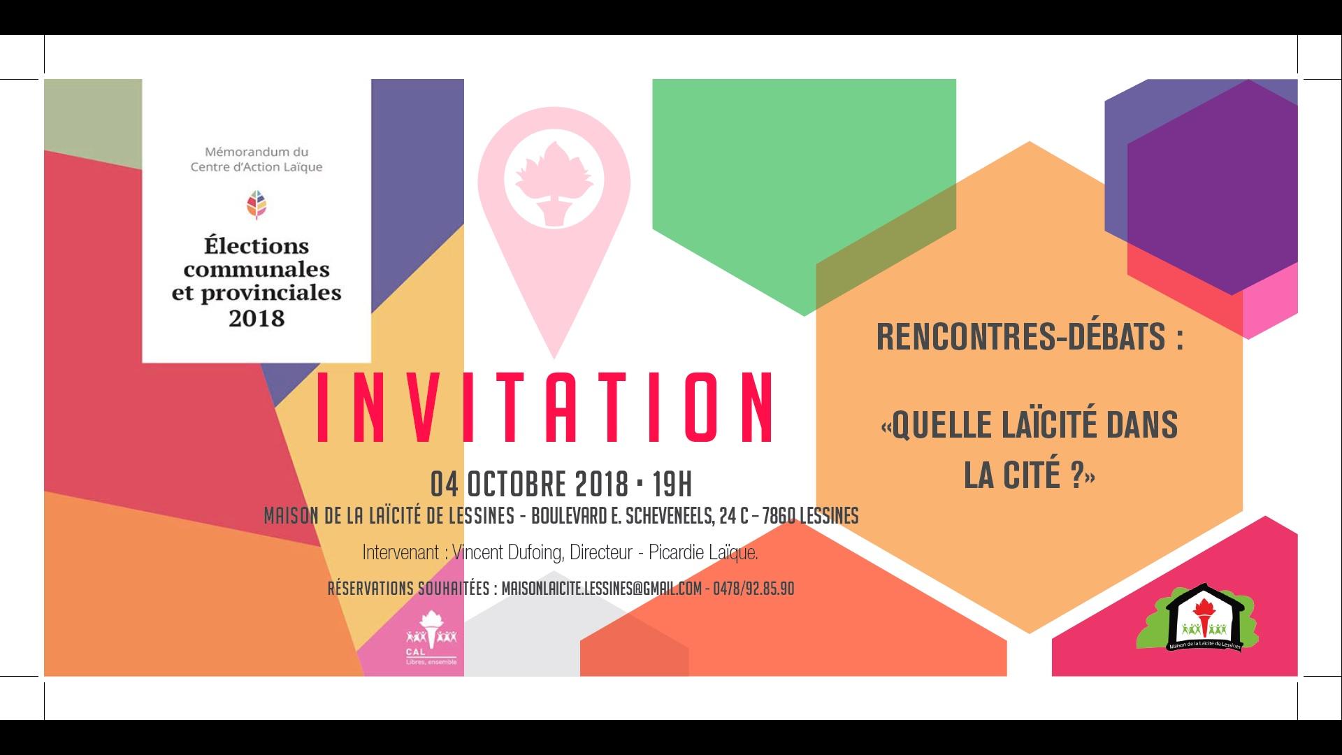 Invitation a
