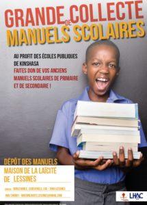 Collecte de manuels scolaires