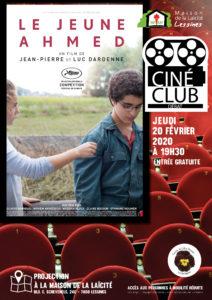 Ciné club – 20 février – 19 h 30