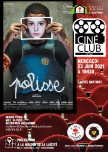 Ciné-club – 23 juin – 19 h 30